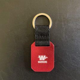 Warrior Keychains (1″ X 3″)
